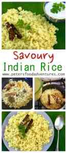 Savory Indian Rice