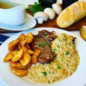 Diane Sauce – Steak Diane
