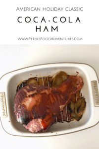 Ridiculously easy to make! A classic southern recipe from Nigella, perfect for Thanksgiving, Christmas or Easter! Coca Cola Ham