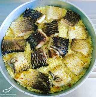 Macedonian Fish with Rice (Македонски риба со ориз)