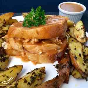 Hot Chicken Sandwich Recipe