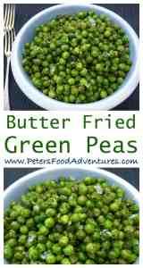 Fried Peas