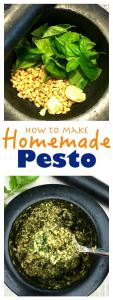 Authentic pesto recipe using a Mortar and Pestle, don't wimp out and use a food processor! Roll up your sleeves and bash your frustrations away. Pesto and therapy. Your welcome. Easy Pesto using a Mortar and Pestle