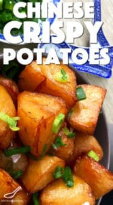 Don't eat boring old potatoes, try these Crispy Chinese Roast Potatoes cooked in a Master Stock. Flavoured right through in every bite.