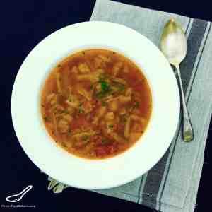 Vegan Shchi Soup