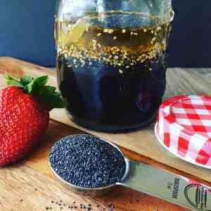 Poppy Seed Salad Dressing and Vinaigrette