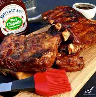 Delicious Bbq Pork Ribs Recipe