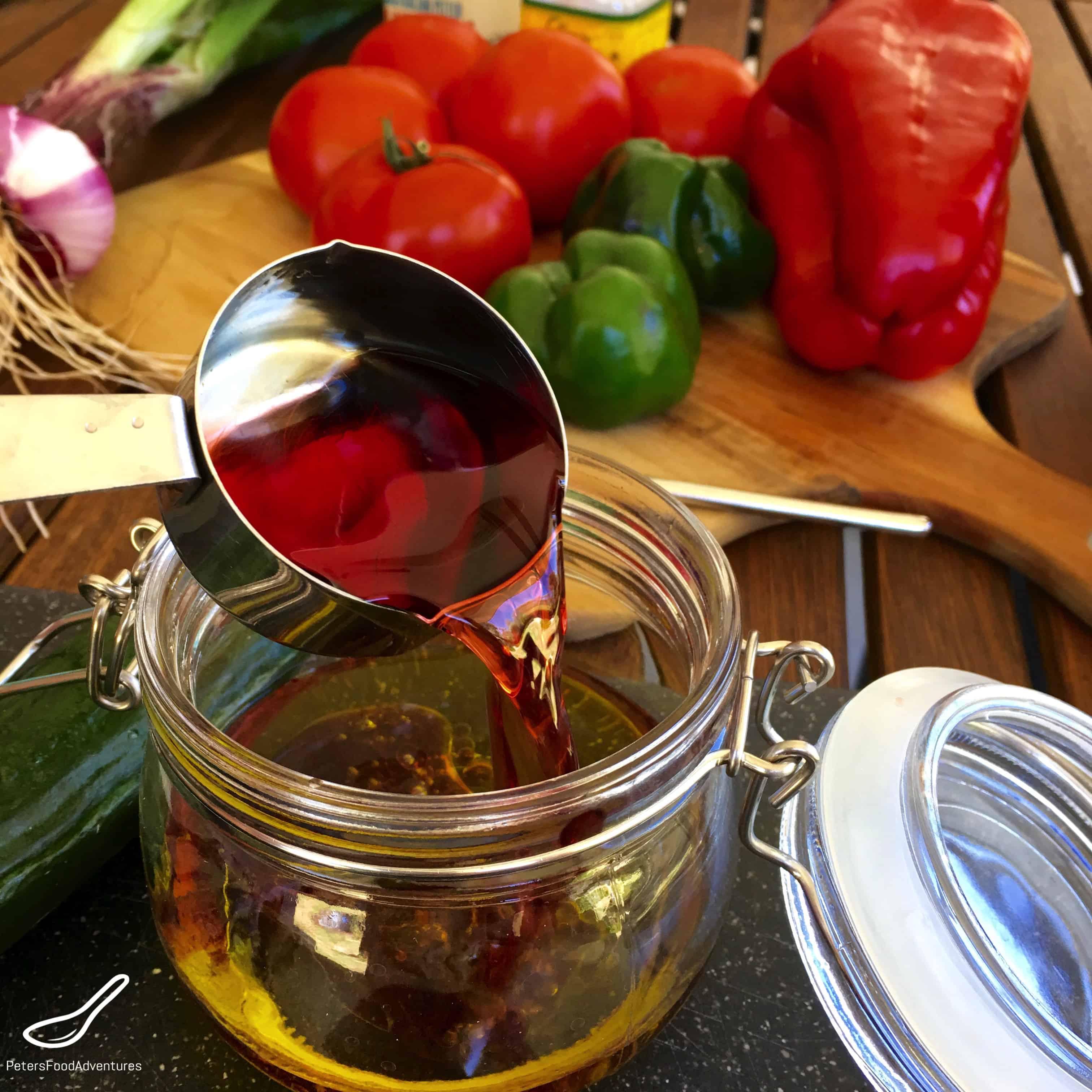 Greek salad recipe peters food adventures how to make greek salad dressing forumfinder Images