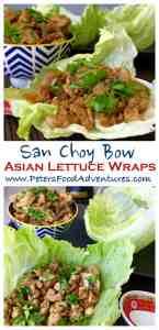 San Choy Bow - Asian Lettuce Wraps