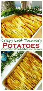 Crispy Leaf Potatoes