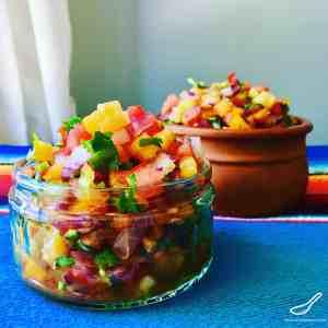 Salsa Fresca – Pico de Gallo