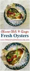Fresh Oyster Dressings