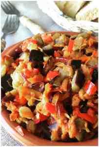 recipe: baklazhannaya ikra russian eggplant caviar [15]