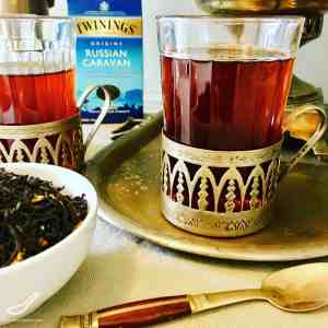 Zavarka Russian Tea