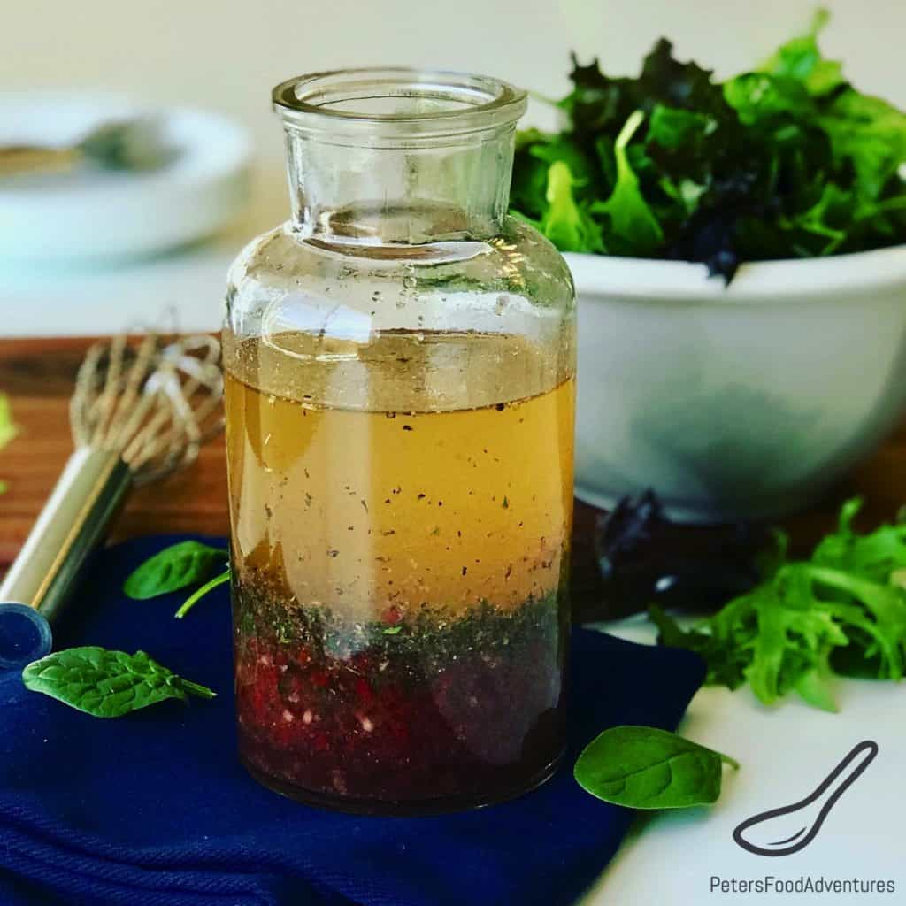 Homemade Italian Dressing Recipe