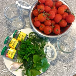 how to make russian pickled tomatoes