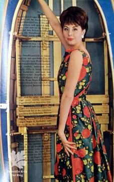 Beyer Mode, Vintage Wickelkleid