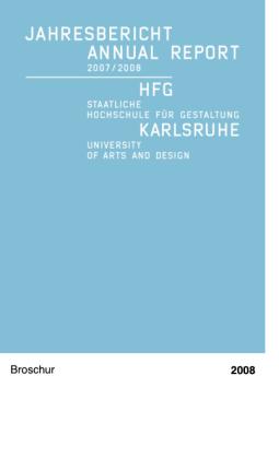 Jahresbericht 2007-2008