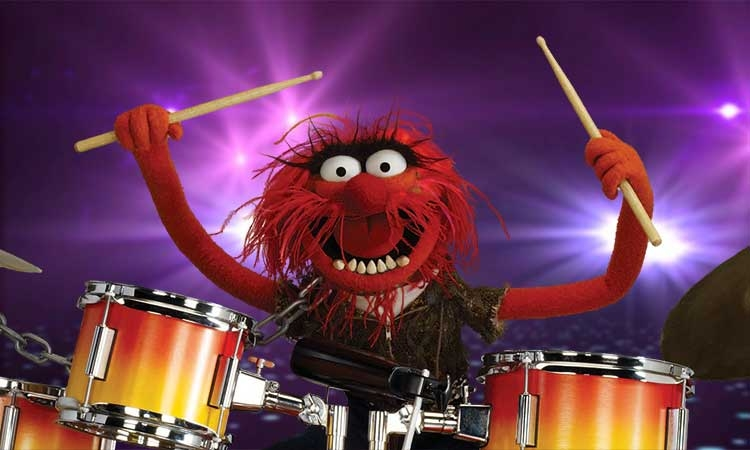 Muppets Schlagzeuger