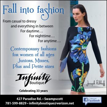 Infinity Fall into Fashion