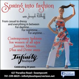 Infinity Spring into Fashion