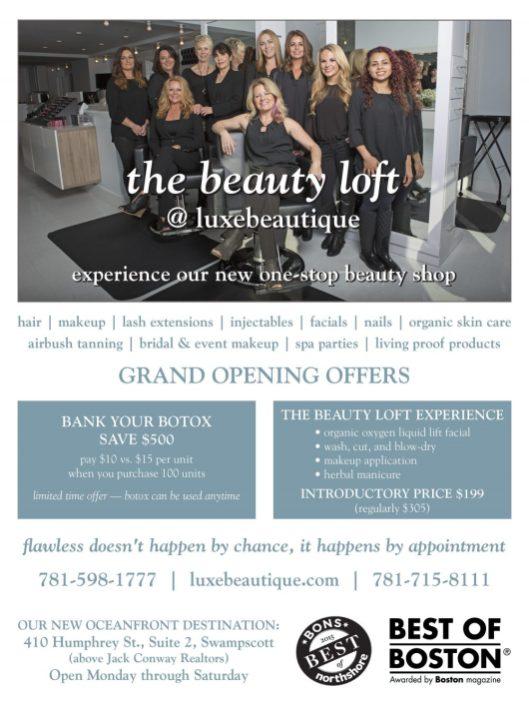 The Beauty Loft at Luxeboutique