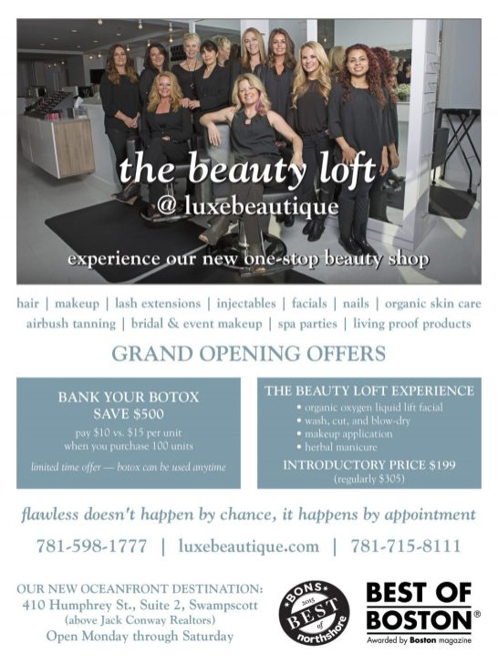 The Beauty Loft at Luxeboutique