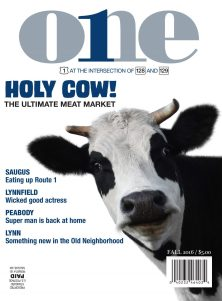 One Cow Issue 2 Cover