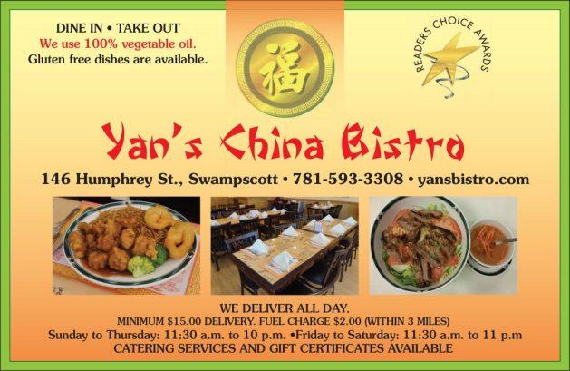Yan's China Bistro