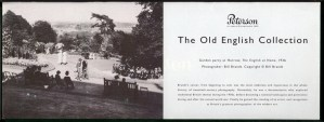 12. The 1996 Old English Collection