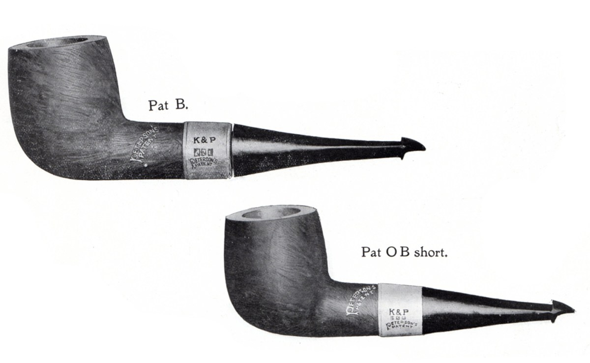 Pat B and Pat O B Short 1905 catalog