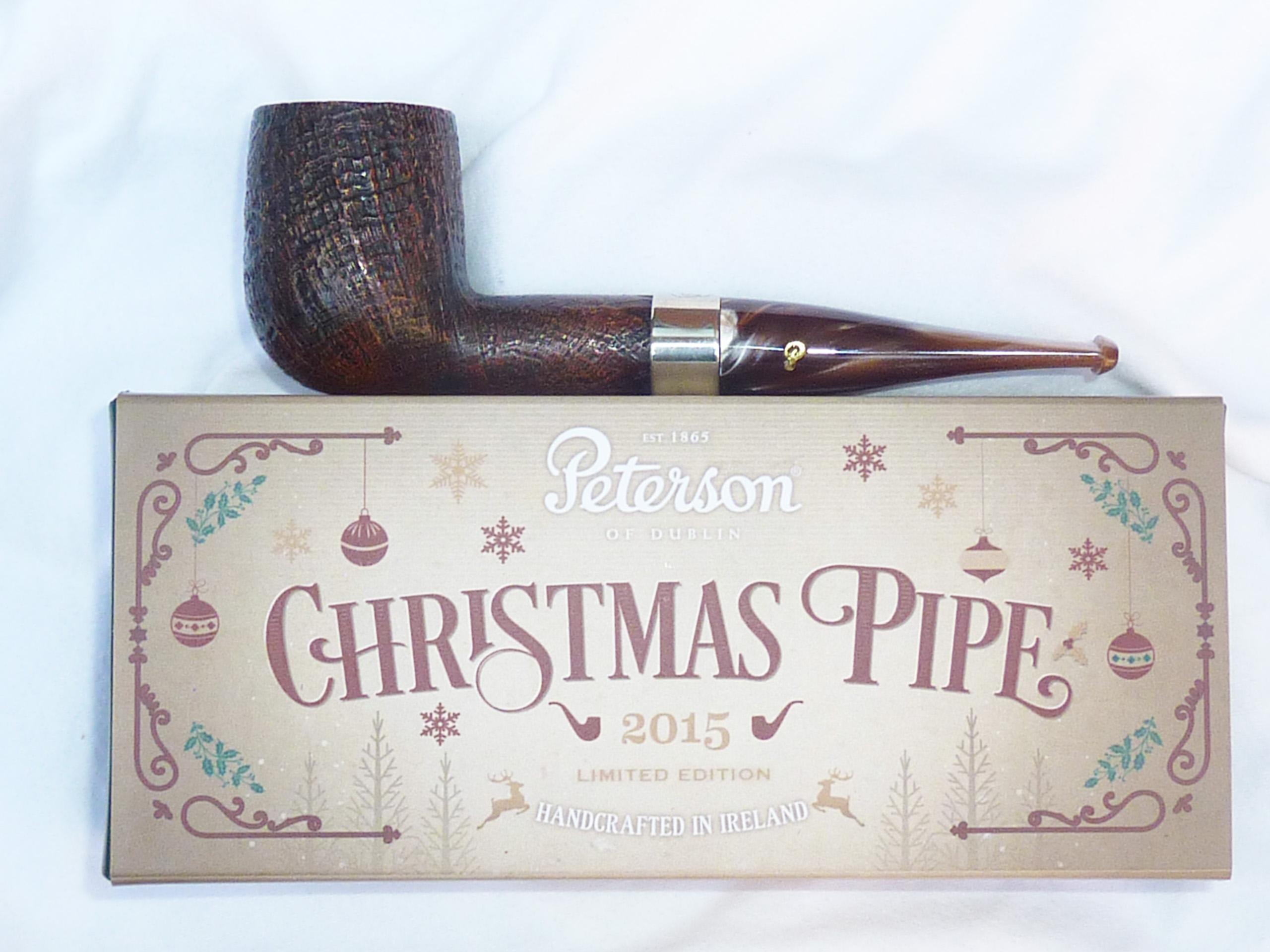 28. Sneak-Peak: The 2015 Christmas Pipe