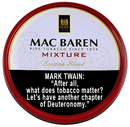 11 Mac Baren Mixture Mark Twain