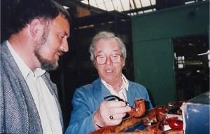 195. Jørgen Jensen: A Danish Collector's Long Love for Peterson