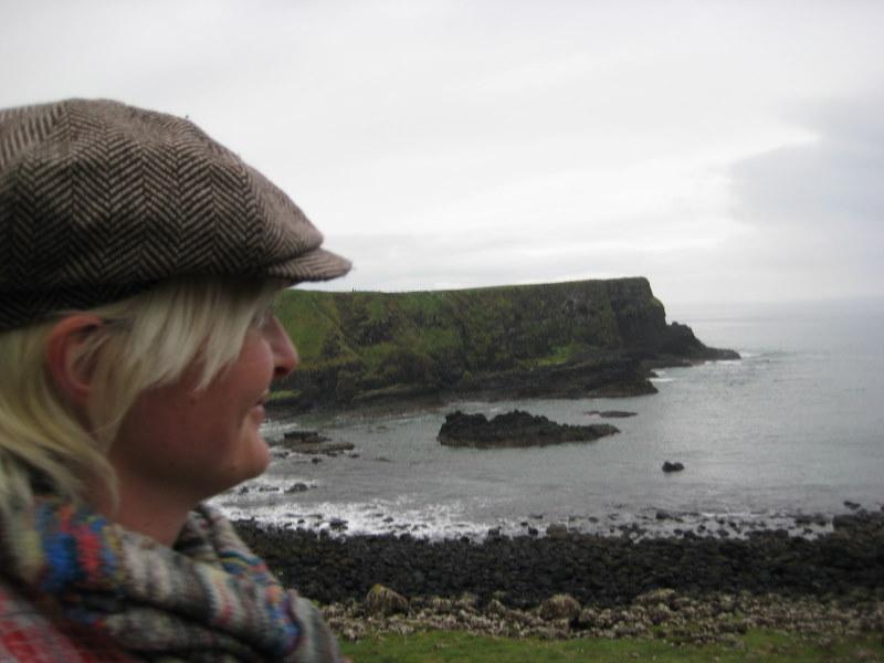 Looking towards Scotland