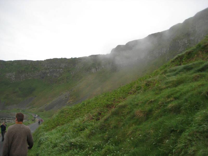 Glen in the Mist