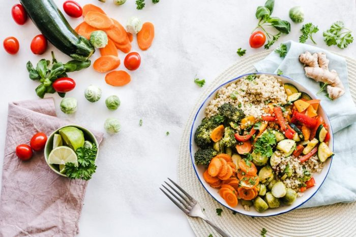 Cómo perder y controlar tu peso comiendo súper alimentos