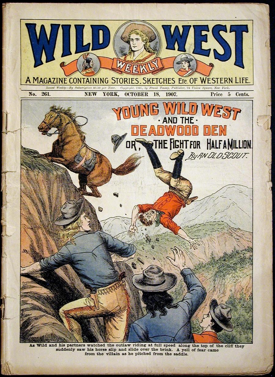 Revista Wild West