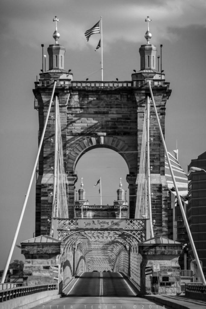 Suspension Bridges Are Iconic