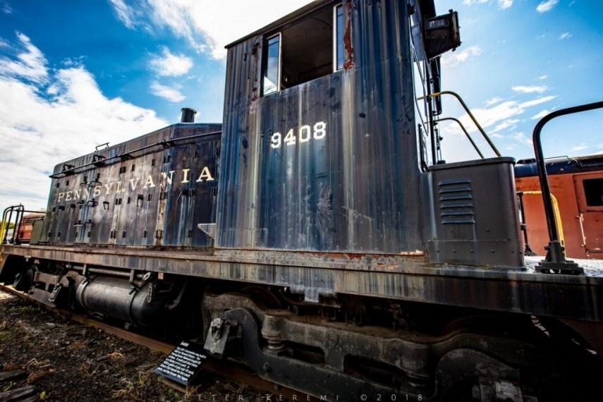 Do You Like old Trains?