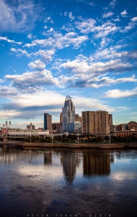 Sunny Sunday In Cincinnati