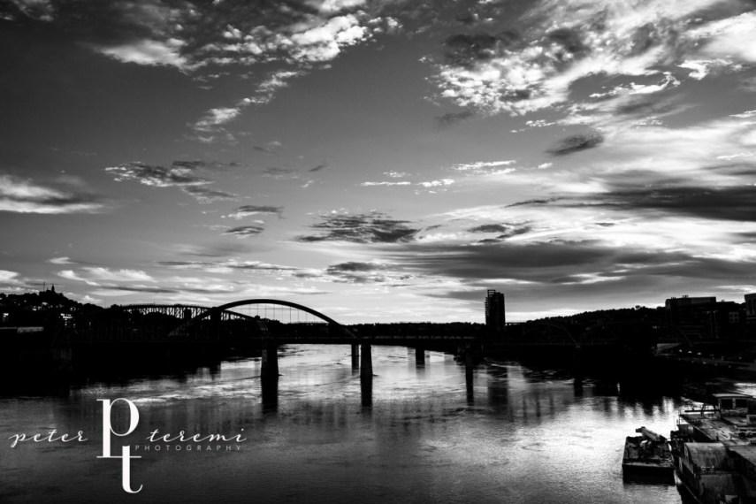Peaceful River At Dawn