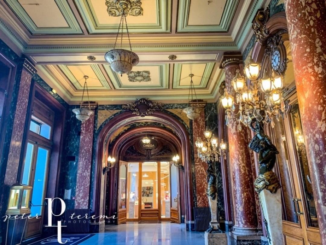 Casino De Monte-Carlo - Foyer