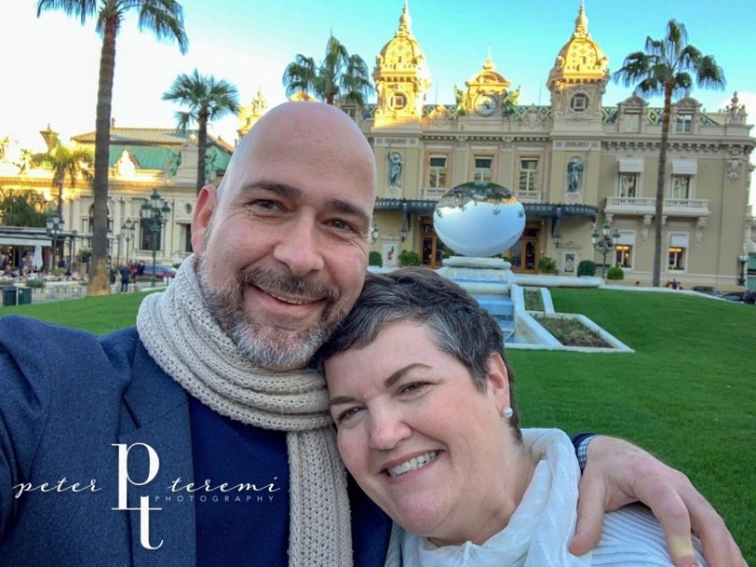 Casino De Monte-Carlo - Selfies
