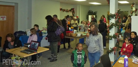 Photos: Children's Consortium Open House, 12/8/11 2