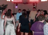 Dancing the night away!