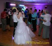 Clare and James's wedding at Cross Lake Inn & Marina in Cato, NY, 2016.