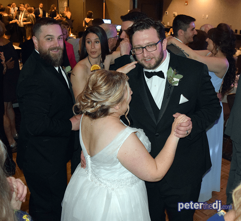 Wedding: Stacy & Alex at Craftsman Inn, Fayetteville, 5/18/19 8