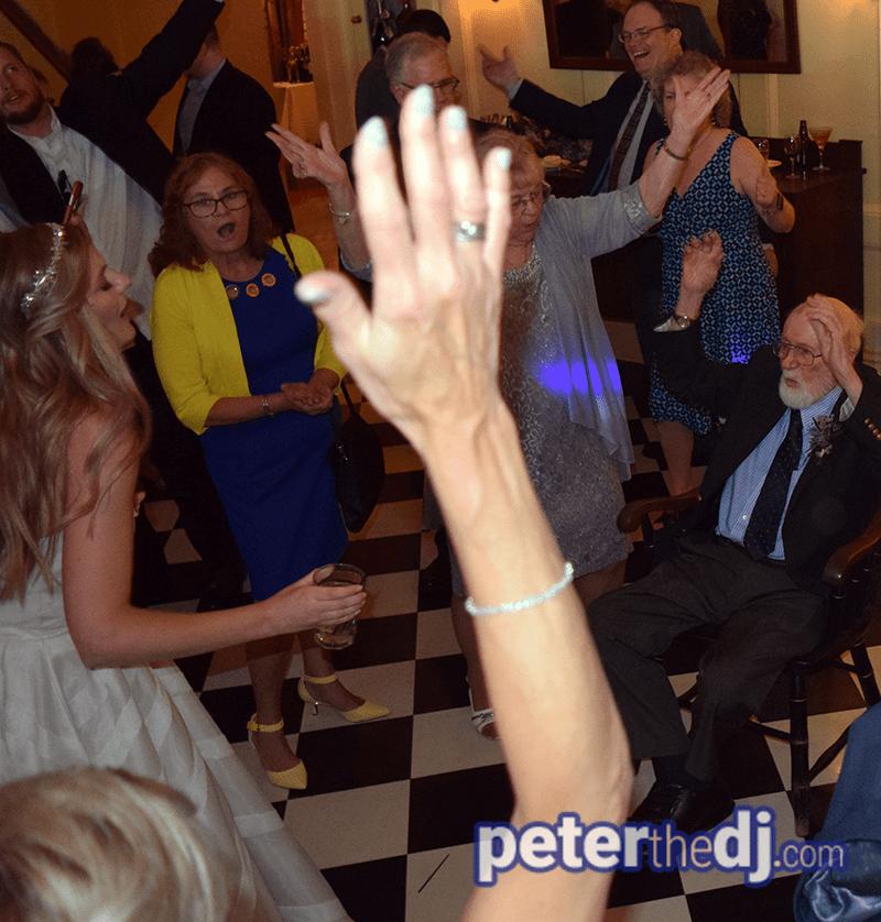 Wedding: Alexandra and Mark at Lincklaen House, Cazenovia, 6/8/19 9