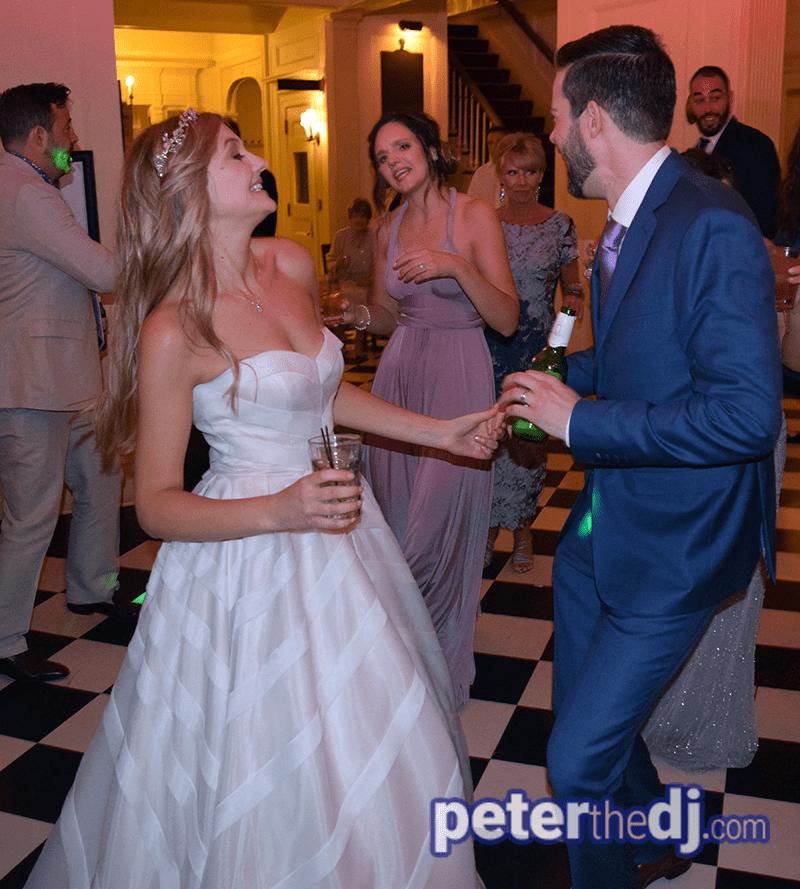 Wedding: Alexandra and Mark at Lincklaen House, Cazenovia, 6/8/19 13